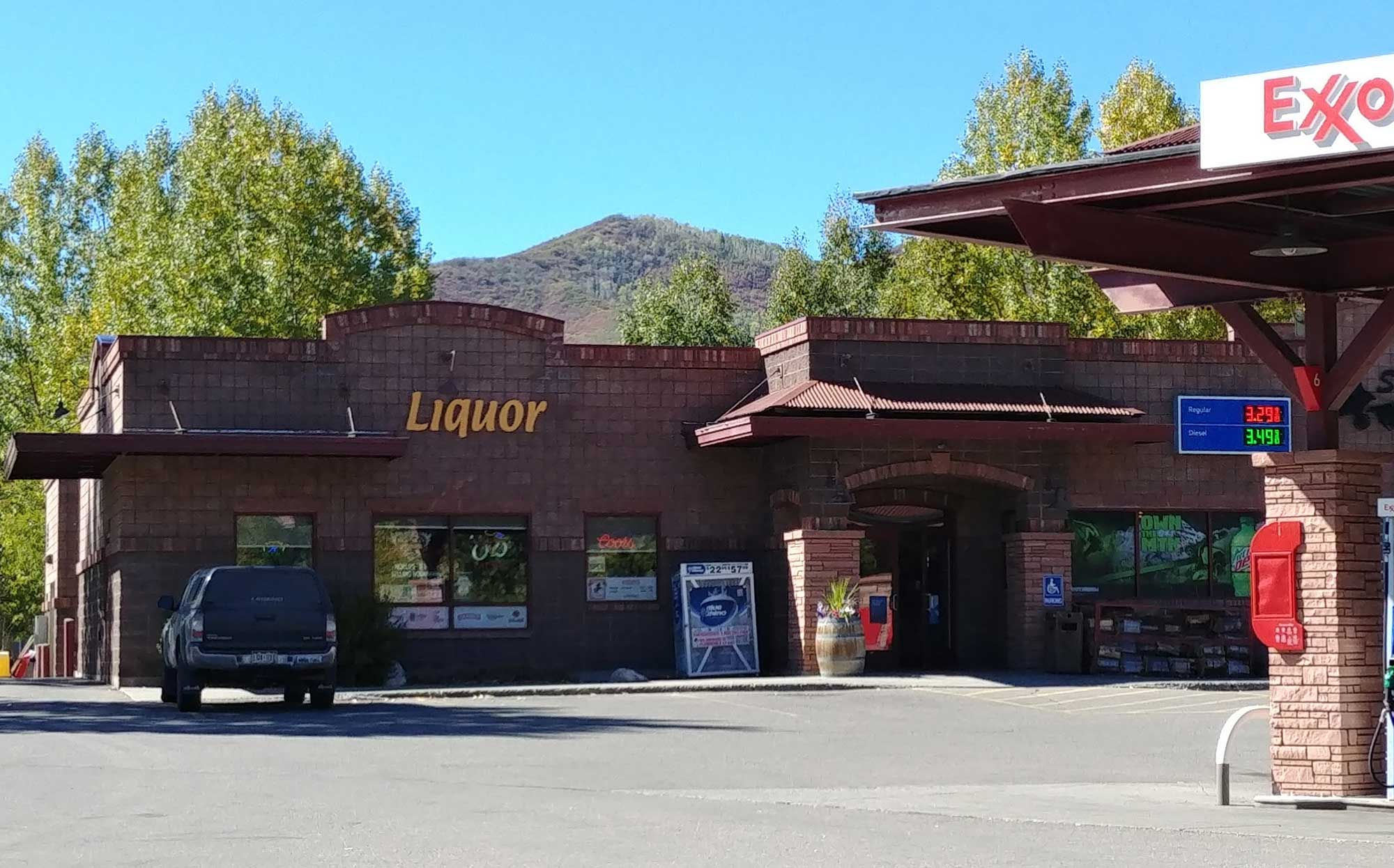 Convenience Store - Steamboat Springs - A