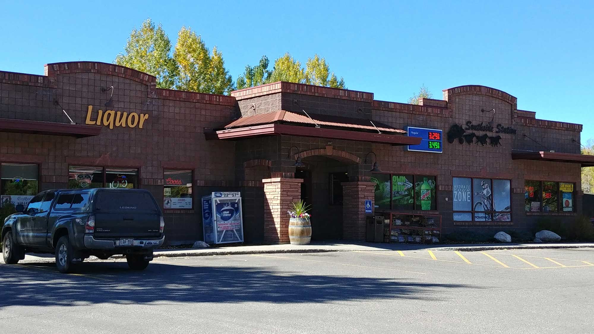 Convenience Store - Steamboat Springs